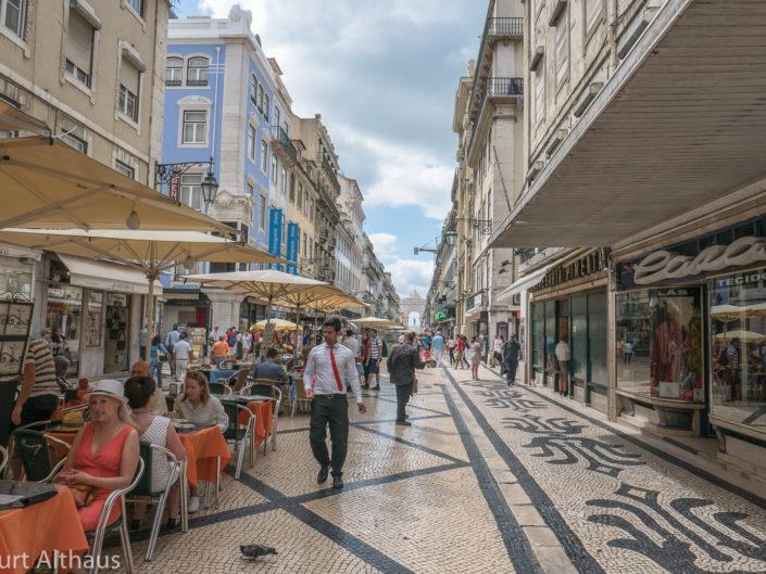 Lissabon - Juli 2015
