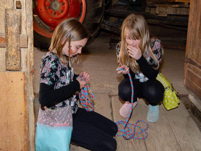 Seilen in Oltingen