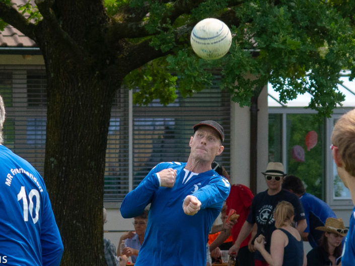 Faustball am Turnfest
